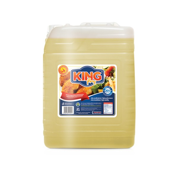 ACEITE KING FRY 20 LITROS