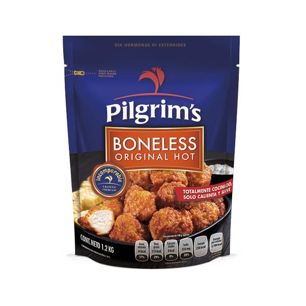 BONELESS PILGRIMS